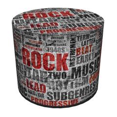 Pouf ROCK