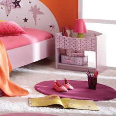 Otroška soba FAIRY 299410 - nočna omarica