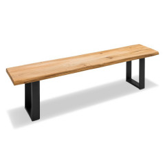Bench CONNECT - top TREE EDGE DL