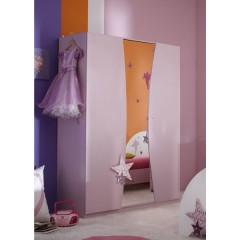 Garderobna omara FAIRY 3D