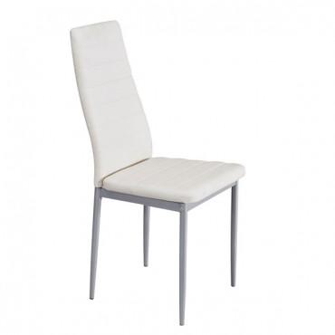 szék HAPPY fehér