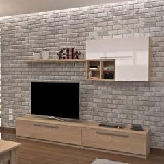 Trendy wall unit ALBA / VANITY