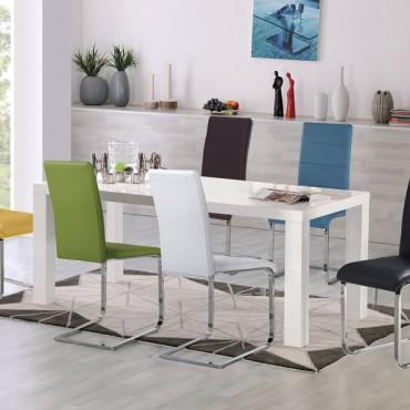 asztal BOMBA II 140x80cm
