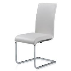 Stol PURA - bel PVC