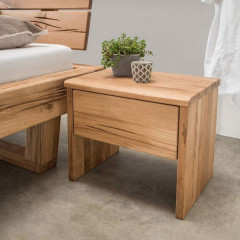 Night stand ELIAS/JONAS oak