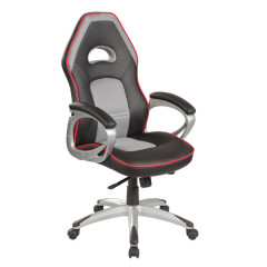 Office chair ALFA II black+gray