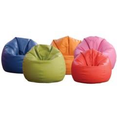 Sedežna vreča LAZY BAG/BULL A01 črna