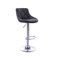 Bar chair ROBIN II - black
