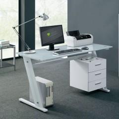 Computer desk BLANCO