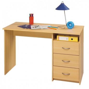 íróasztal ARISTOTE natural