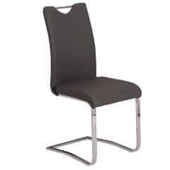 Chair LATIVA PU black