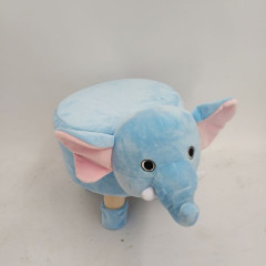 Pouf ELEPHANT blue