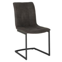 Chair PYRITE Antracit (DC6153-P)