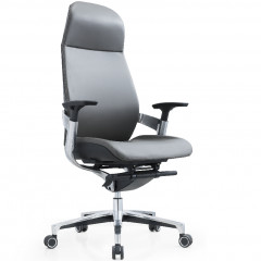 Office chair SYSTEM  grey