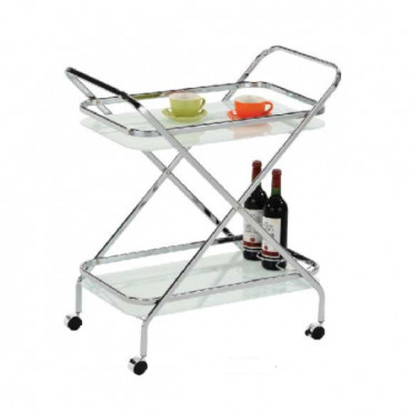 Serving cart CLEAR