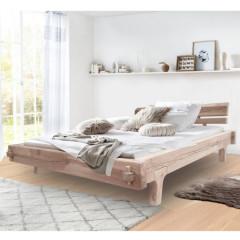 Bed ORGANIC ROYAL oak 200x160