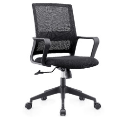 Office chair GAVY black