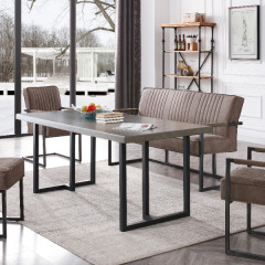 Table ALTA 180x90 - cement