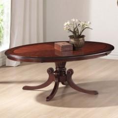 Klubska miza MOON ovalna