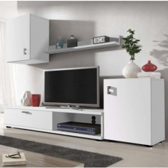 Wall unit ANIS/LIA white