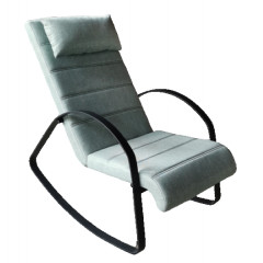 Relax chair TYLA green PU