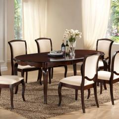 Extendable table ELIZABETA 160/199x106cm