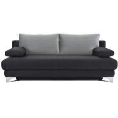 Sofa TANIS dark grey