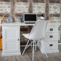 Office desk MOODY white