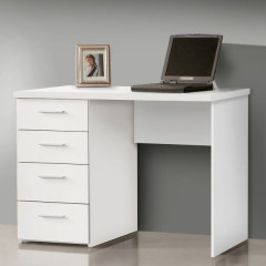 Computer desk NET 106 - MT935 white