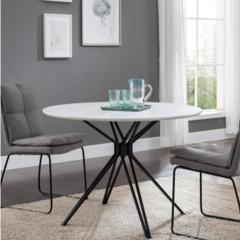 Table SANTOK white + black