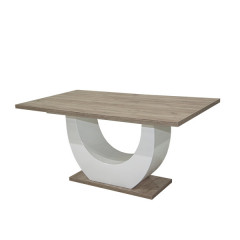 Extendable table MANTY 1 LIGHT
