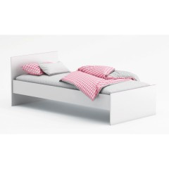 Otroška postelja SWITCH 90x190/200 bela (121498)